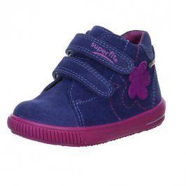 dětská celoroční obuv MOPPY modrá 22