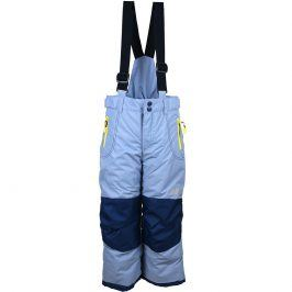 kalhoty zimní lyžařské šedá 134