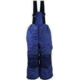 kalhoty zimní lyžařské modrá 122