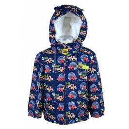 bunda zimní dětská kluk 80