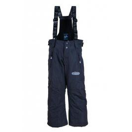 kalhoty zimní lyžařské šedá 140