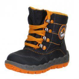 zimní boty ICEBIRD oranžová 21