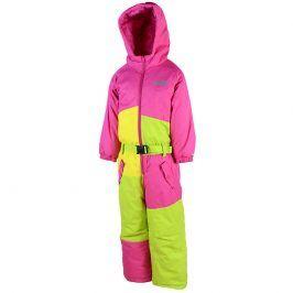 overal zimní lyžařský holka 122