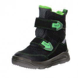 zimní boty MARS zelená 25