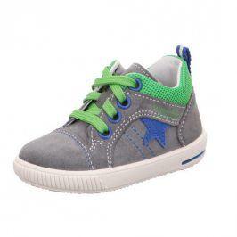 dětská celoroční obuv MOPPY šedá 23