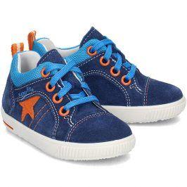 dětská celoroční obuv MOPPY modrá 19
