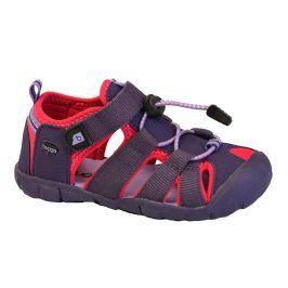sandály dětské růžová 35