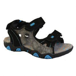 Bugga B00149 sandály dětské modrá 38