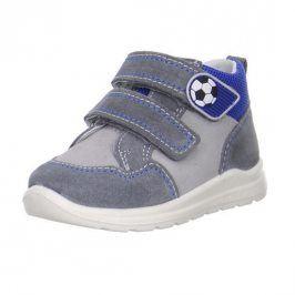chlapecká celoroční obuv MEL šedá 22