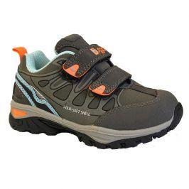 boty dětské softshell šedá 32