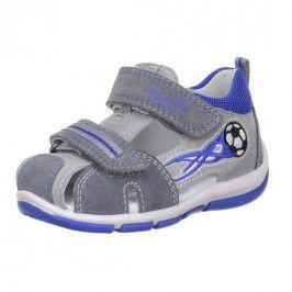 chlapecké sandály FREDDY šedá 25