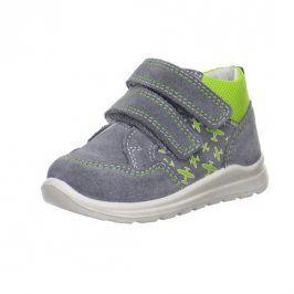 chlapecká celoroční obuv MEL zelená 23