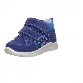 chlapecká celoroční obuv MEL modrá 24