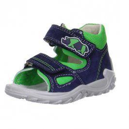 chlapecké sandály FLOW tmavě modrá 26