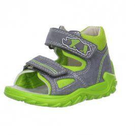 chlapecké sandály FLOW zelená 26