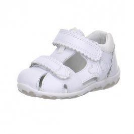 dívčí sandály FANNI bílá 26