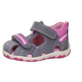 dívčí sandály FANNI šedá 25