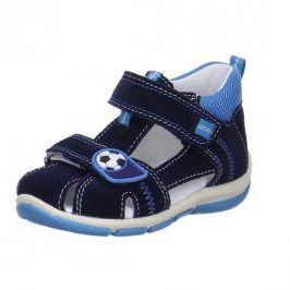 chlapecké sandály FREDDY modrá 21