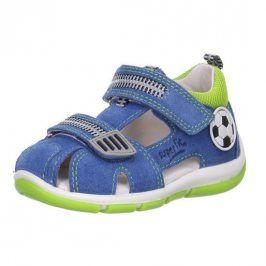 Chlapecké sandály FREDDY modrá 26