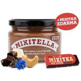 Mixit Mixitella - Kešu s hořkou a bílou čokoládou + 24 druhů koření a bylin