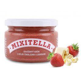 Mixit Mixitella - Arašídy s bílou čokoládou a jahodami