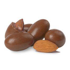 Mixit Mandle v mléčné čokoládě