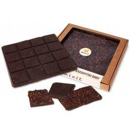 Mixit Čokoláda 'Hořká s kakaovými boby'