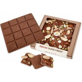 Mixit Čokoláda 'Mléčná s ořechy'