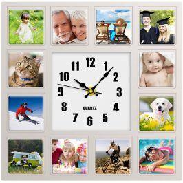 TIMELIFE Nástěnné hodiny TL-124