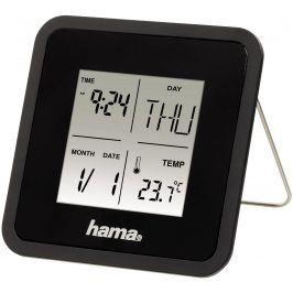 Digitální budík Hama Multi, černý