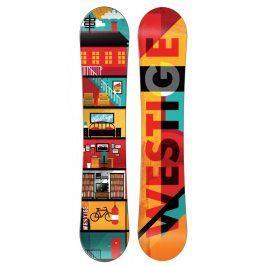 Snowboard Westige Flat, 161 cm