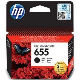 HP náplň č.655 - Černá (CZ109AE)