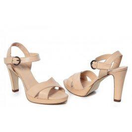 Dámské sandály G0041_NATURALE 39