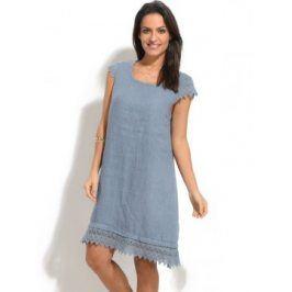 Dámské šaty Pretty Lin Janet, modré