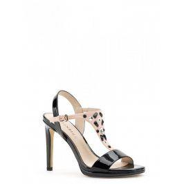 Dámské sandálky Café Noir, béžové, 37