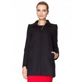 Dámsky kabát byH1-Coat-610-black 36