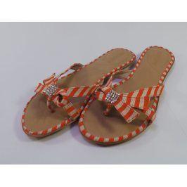Dámské pantofle Mixer, oranžové