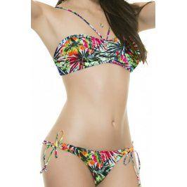 Dámské dvojdílné plavky Mali, barevné