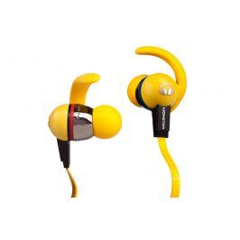 Monster 129693-00 MH iStrive in Ear Sport yellow