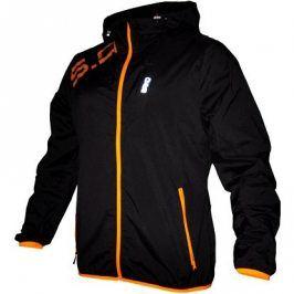 Pánská sportovní bunda Briko 5.0, černá/oranžová