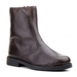 Pánské zimní kotníkové boty Iberian, hnědé