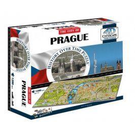 4D Puzzle 4D Cityscape Praha