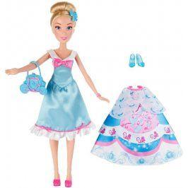 Panenka Hasbro Disney Princess, s náhradními šaty