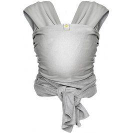 Šátek ByKay Stretchy Wrap DeLuxe Grey Melee, L
