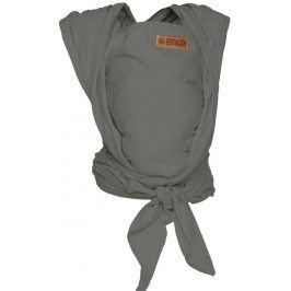 Šátek ByKay Woven Wrap DeLuxe Steel Grey, 7