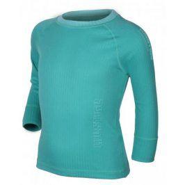 Dívčí funkční tričko Westige Element Top, zelené