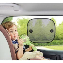 Sluneční clona do auta Baby Dan, 2ks