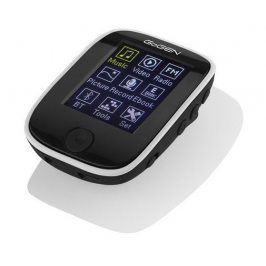 MP3 přehrávač GoGen MXM 421, 16 GB, černo-bílý