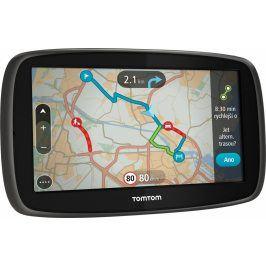 Navigace TomTom Go 60 Europe LIFETIME