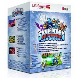 Hra LG Skylanders Battlegrounds pro Smart TV